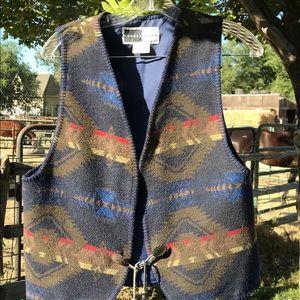 Rhonda Stark Vintage Western Vest